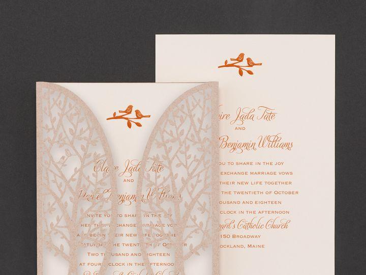 Tmx 1471480286578 Enchanted Garden Philadelphia, Pennsylvania wedding invitation