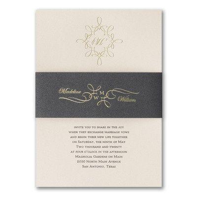 Tmx 1476553405628 Simply Magic Cc Philadelphia, Pennsylvania wedding invitation