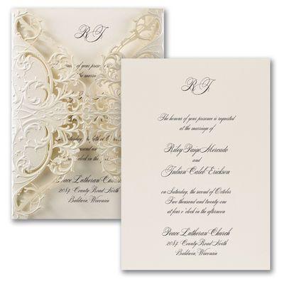 Tmx 1526344970 D9d9d7f1953f8653 1526344969 4b9b4bdc433d7a77 1526344961935 4 Exquisite Lace Philadelphia, Pennsylvania wedding invitation