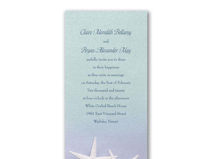 Tmx 1527349574 8f63135779f1146d 1527349573 98d95cff35189462 1527349572268 5 Mermaid Treasures  Philadelphia, Pennsylvania wedding invitation
