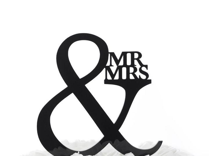 Tmx 1527349817 D5dd91906e5a122c 1527349816 3035bb1cc66ae8bc 1527349815827 1 Mr. And Mrs. Cake  Philadelphia, Pennsylvania wedding invitation