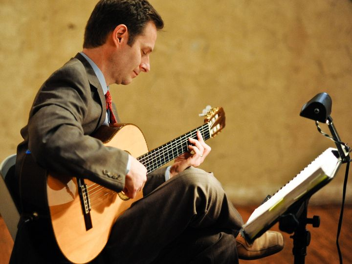 Tmx 1452547406815 Pete Smyser   Classical Guitar At The Carriage Hou Harleysville, Pennsylvania wedding ceremonymusic