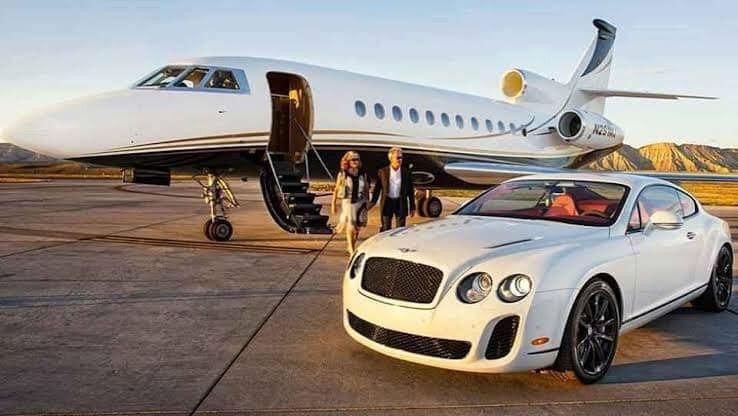 Payment plans on private jets!