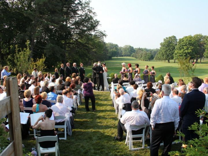 Tmx 1378832294697 Outdoor Ceremony 2 Flourtown, PA wedding venue