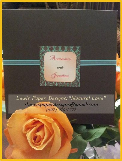 Lewis Paper Designs LLC
