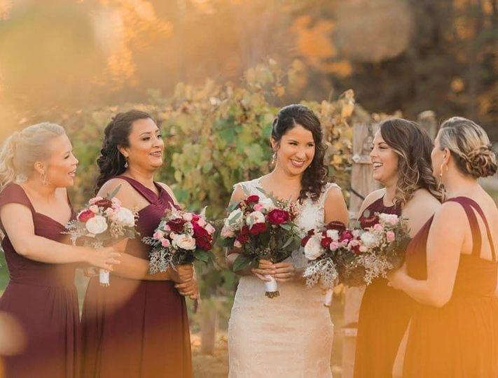 Bluebird Brides