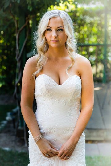 beautiful bride brookshire estates