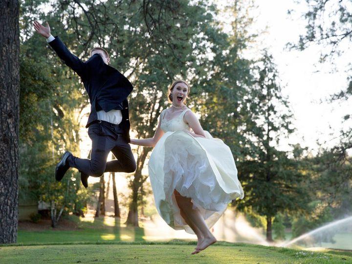 Tmx Action Shot Bride Groom Alta Sierra Counrtry Club 51 992407 157664769829076 Rocklin, CA wedding videography