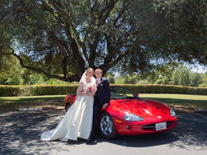 Tmx Bride Groom Car Exit 51 992407 157664772730714 Rocklin, CA wedding videography