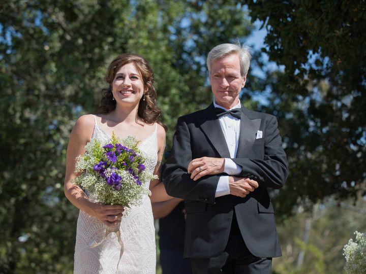 Tmx Bride Walking Down Aisle 51 992407 157664993596715 Rocklin, CA wedding videography