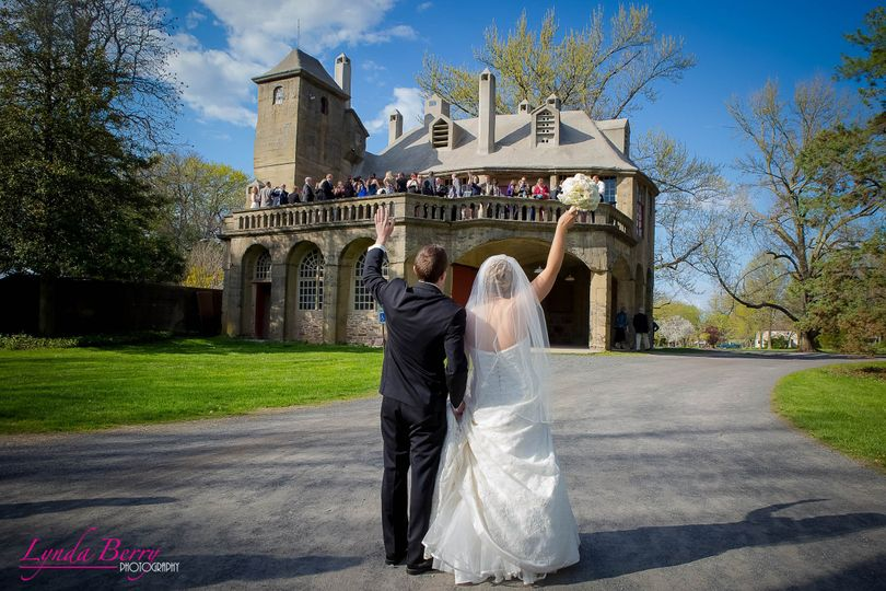 Fonthill Castle Wedding