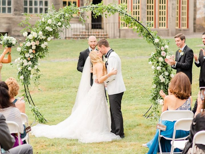 Tmx Renee Nicolo Photography Fonthill Castle Wedding 0159 51 3407 158455962412288 Doylestown, PA wedding venue