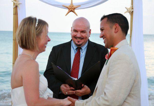 Peter J. Reinoso - Wedding Officiant