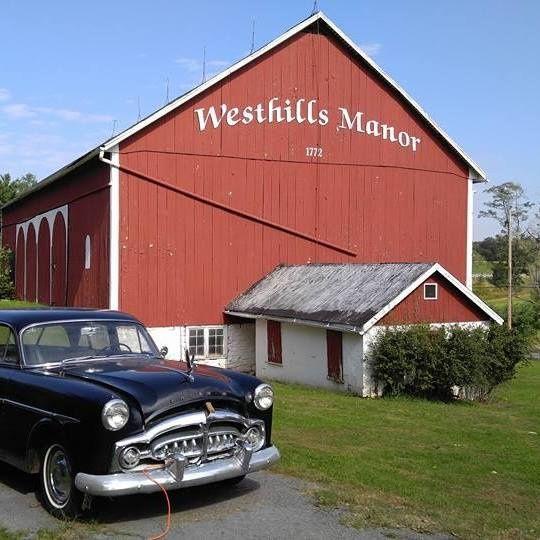 Westhills barn