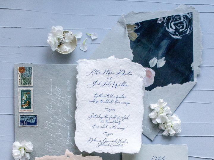 Tmx 6fa30a8a Ec30 4204 84e8 825d7e904907 51 1894407 158113670670153 Greenwich, CT wedding invitation