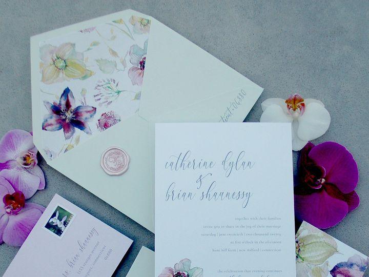 Tmx Dsc 0025retouched 51 1894407 158930467912250 Greenwich, CT wedding invitation