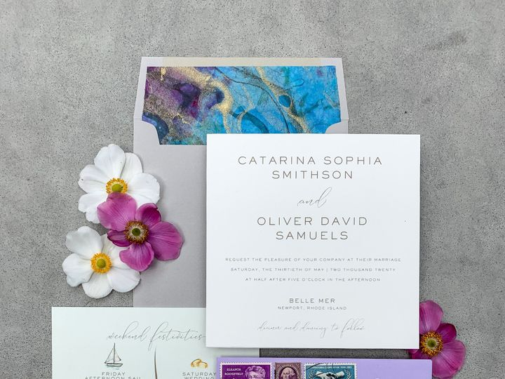 Tmx Img 3701 51 1894407 1572989517 Greenwich, CT wedding invitation