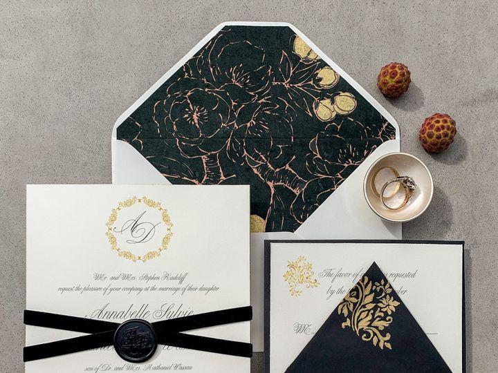 Tmx Img 3846 51 1894407 1572989564 Westport, CT wedding invitation