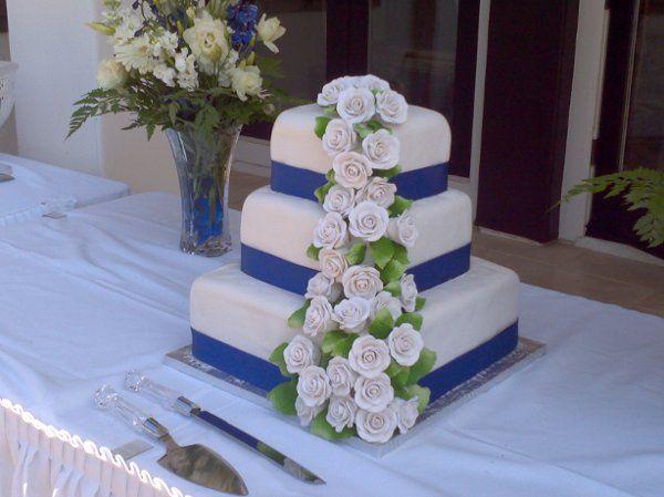 Tmx 1326258147718 IMG20110813155420 Ventura wedding cake