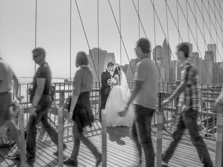 Tmx 1537387390 4e8365d736ba9e9c 1537387387 Cf62845bfbceb5f8 1537387414010 5 5 IMG 8056 Brooklyn, NY wedding photography