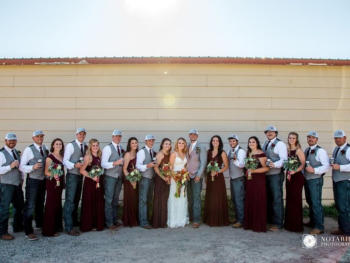 Tmx Walterbridalparty087 51 1886407 157376922090908 Joliet, MT wedding venue