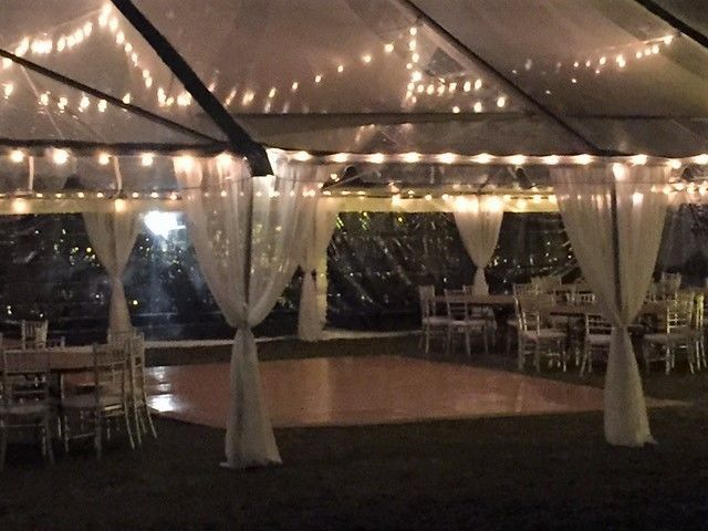 Tmx 1517943539 E542d66ee5e3f623 1517943537 567e4b7dc950f265 1517943538429 2 TENT Clear Top Dra Fort Myers, FL wedding rental