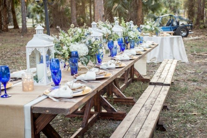 Tmx 1529339415 574aeafa08d3dc54 1529339414 079dbbd8da142b0f 1529339414937 3 Farm House Tables  Fort Myers, FL wedding rental