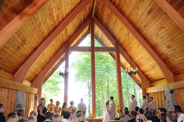 Graham Chapel interior