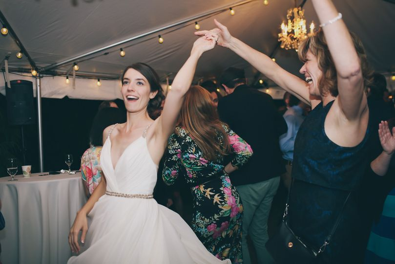 Dancing bride |  Photo by Shahrzad Arfaei