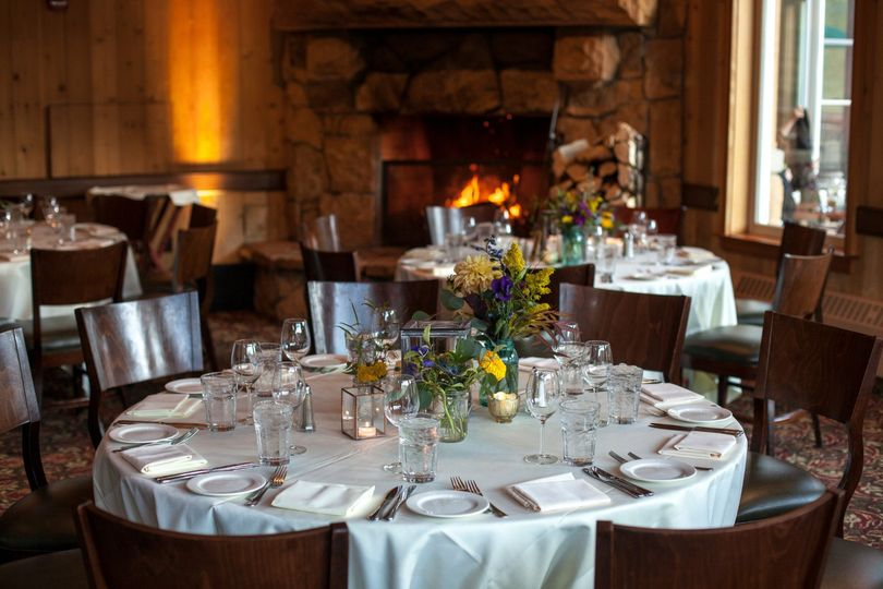 Empire Canyon Lodge wedding