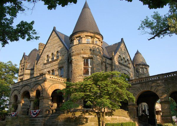 Buhl Mansion Guesthouse Amp Spa Venue Sharon Pa