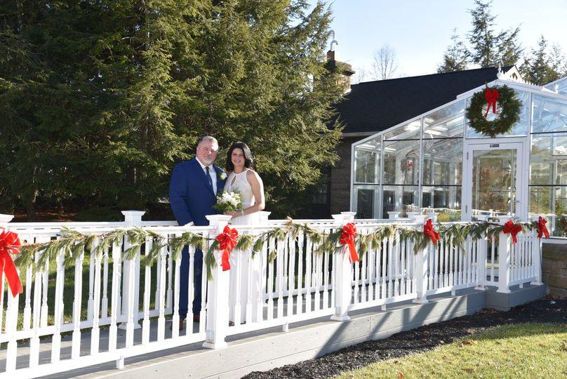 Holiday Wedding/Elopement