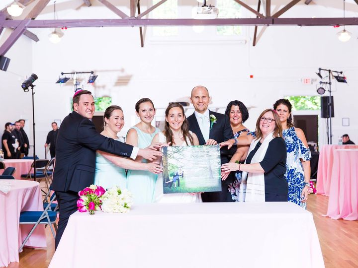 Tmx Ketuba Photo Conroy 51 420507 Natick, Massachusetts wedding officiant