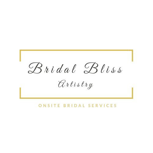 Bridal bliss artistry logo