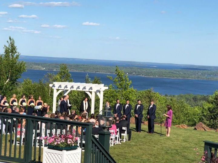 Point lookout summit wedding on june 9, 2018