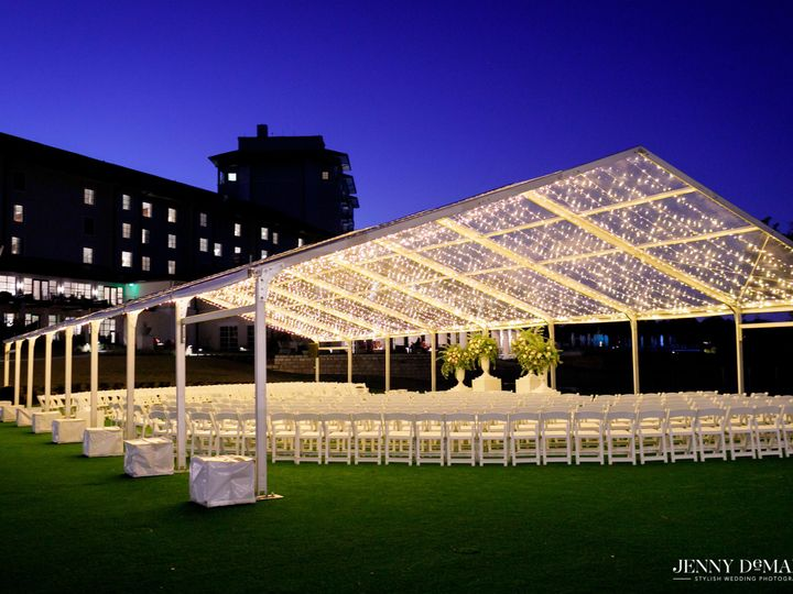 Tmx Clear Structure Exterior Night Full View 51 681507 161247629177696 Austin, TX wedding venue