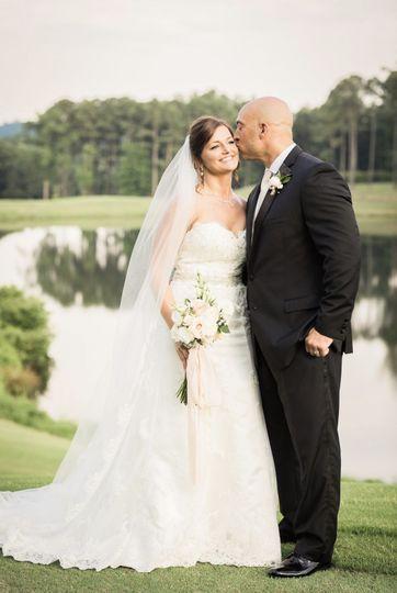 The Blanton wedding