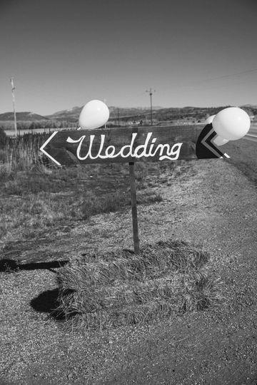 Wedding sign   Shutterfreek Photography