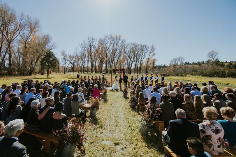 Wedding ceremony  Shutterfreek Photography