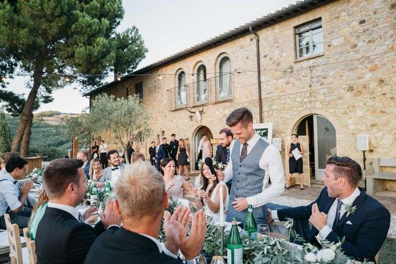 Wedding in South of Tuscany