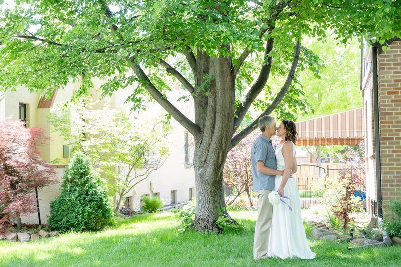Cynthia & Dewey's wedding