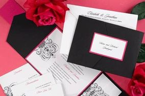 Paper Lily Invitations