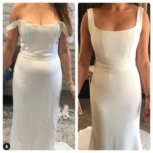 Magical bust & bodice fit
