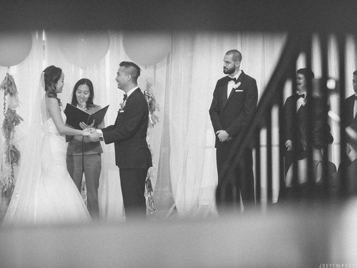 Tmx 1525963191 F8cbd31f88a1b24f 1525963190 471da6fbf7d65171 1525963189564 21 Linh And Robert W Houston, TX wedding officiant