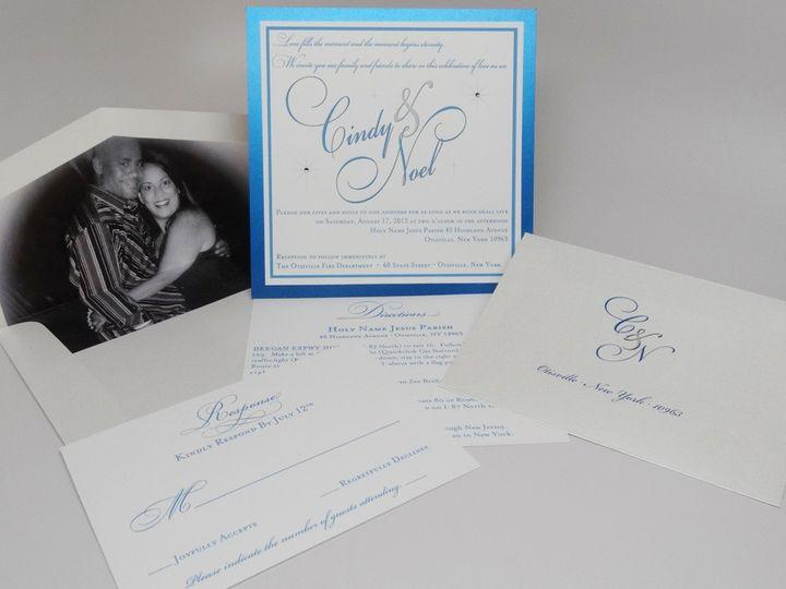 Tmx 1374590449471 Cn5 New York wedding invitation