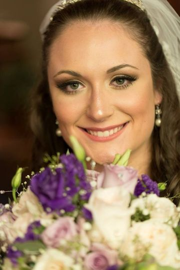 Classic Bridal Face