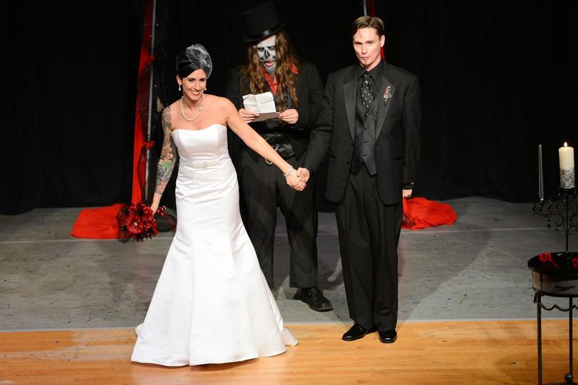 John Cowgell Wedding Officiant Officiant Louisville Ky