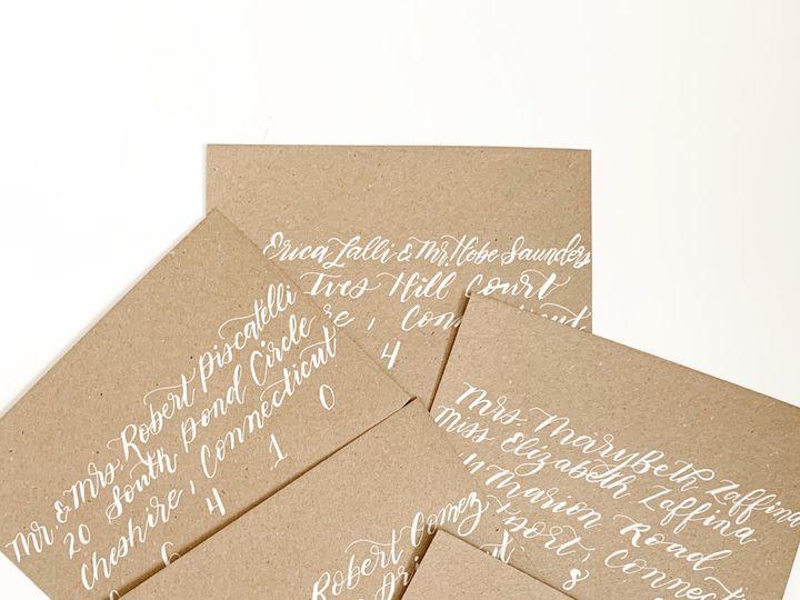 Tmx 1 51 1225507 159121350798843 Northford, CT wedding invitation