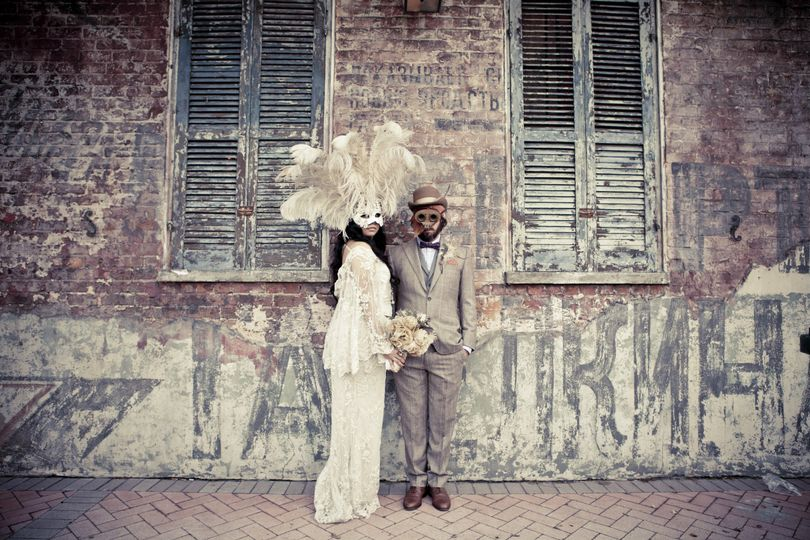 new orleans masquerade wedding select studios 27