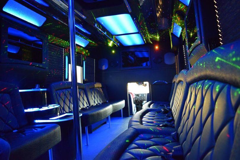 Interiors and lighting